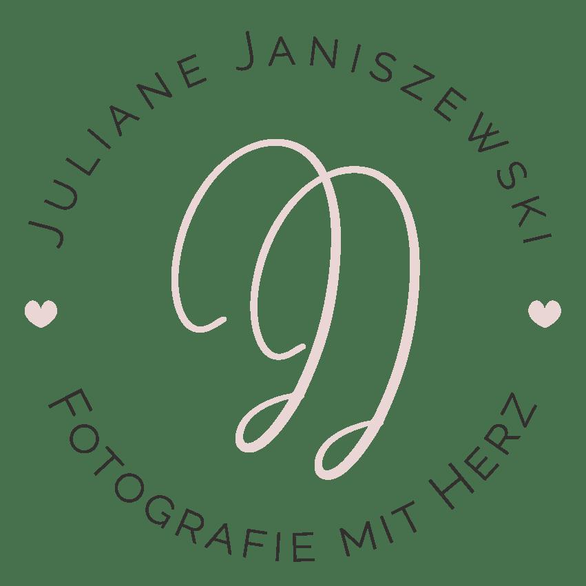 Fotografie mit Herz Juliane Janiszewski - Celle - Logo